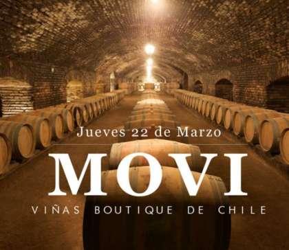 MOVI | Viñas Boutique de Chile en Boutique 90!