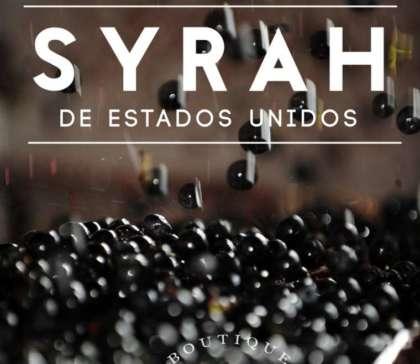 Syrah de EEUU en Boutique 90