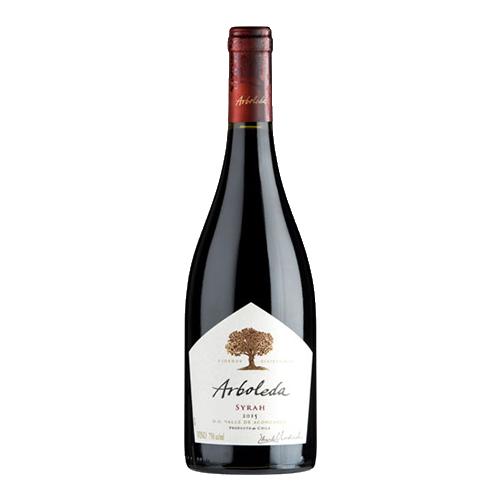Imagen Botella de Vino Syrah, Arboleda, Chile product ID 1723 BIN 6404