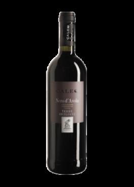 Imagen Botella de Vino Nero d'Avola, Caleo, Italia