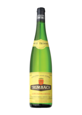 Imagen Botella de Vino Gewürztraminer, Trimbach, Francia