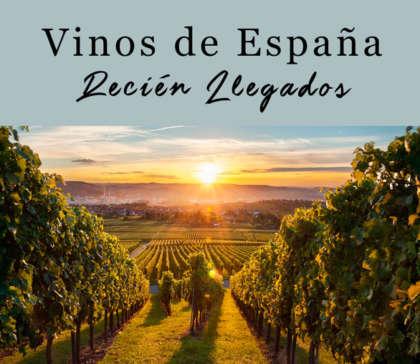 Vinos De España recién llegados a Colombia
