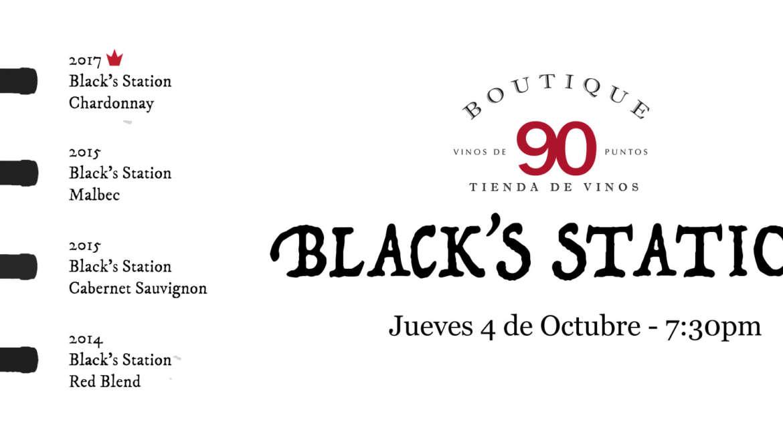 Black's Station